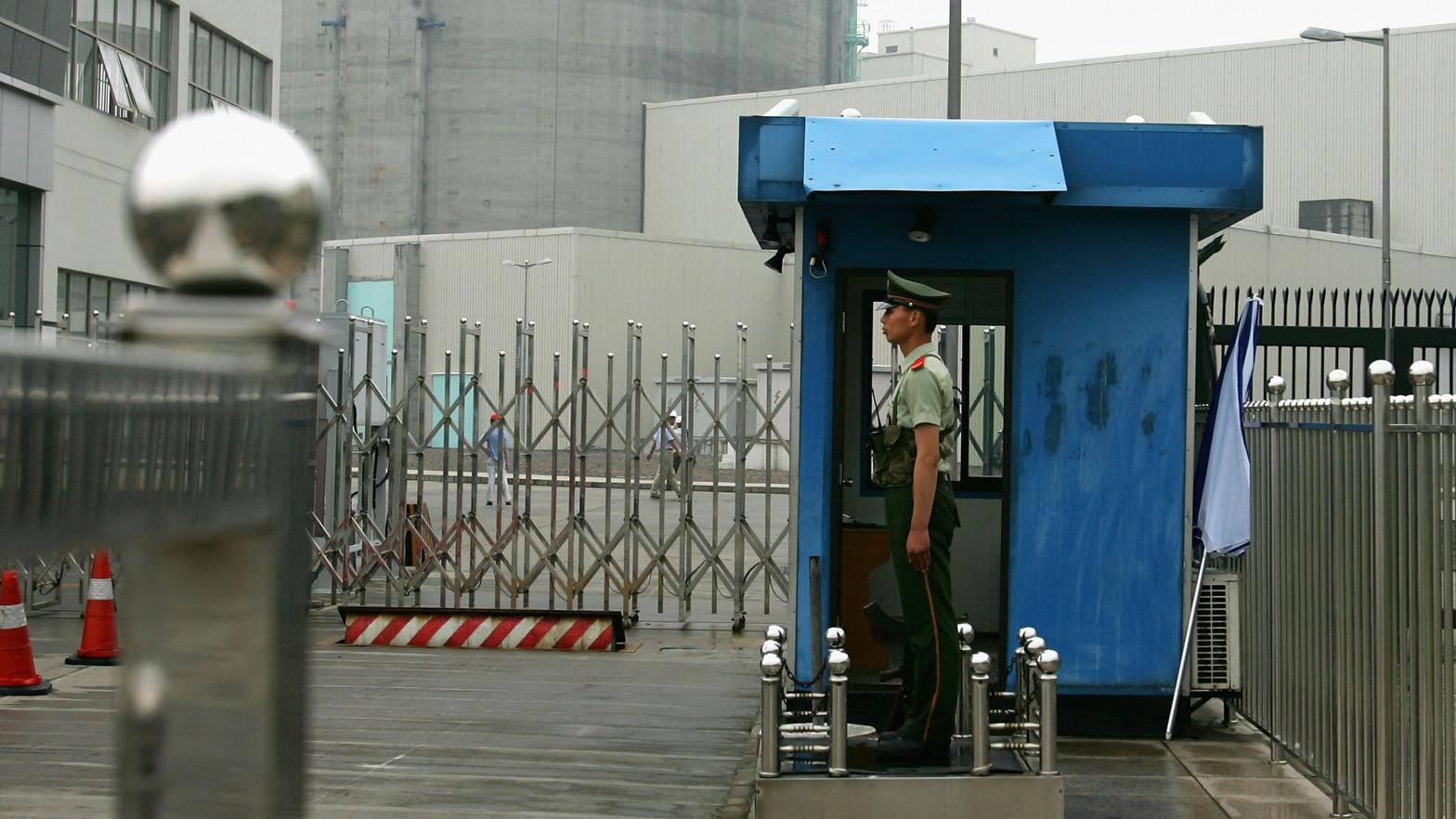 Investigan una posible fuga en una central nuclear cerca de Cantón, en China