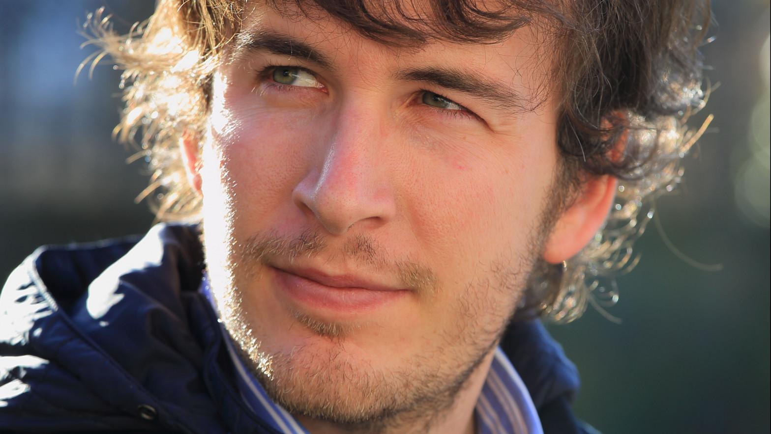 El filósofo italiano Diego Fusaro