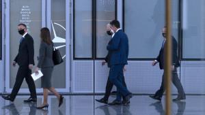 Joe Biden cambió a última hora una reunión pactada de diez minutos con Pedro Sánchez