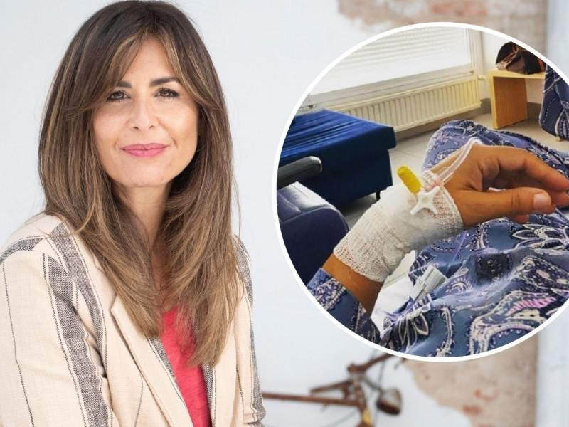 Nuria Roca desvela el motivo por el que ha estado ingresada en el hospital