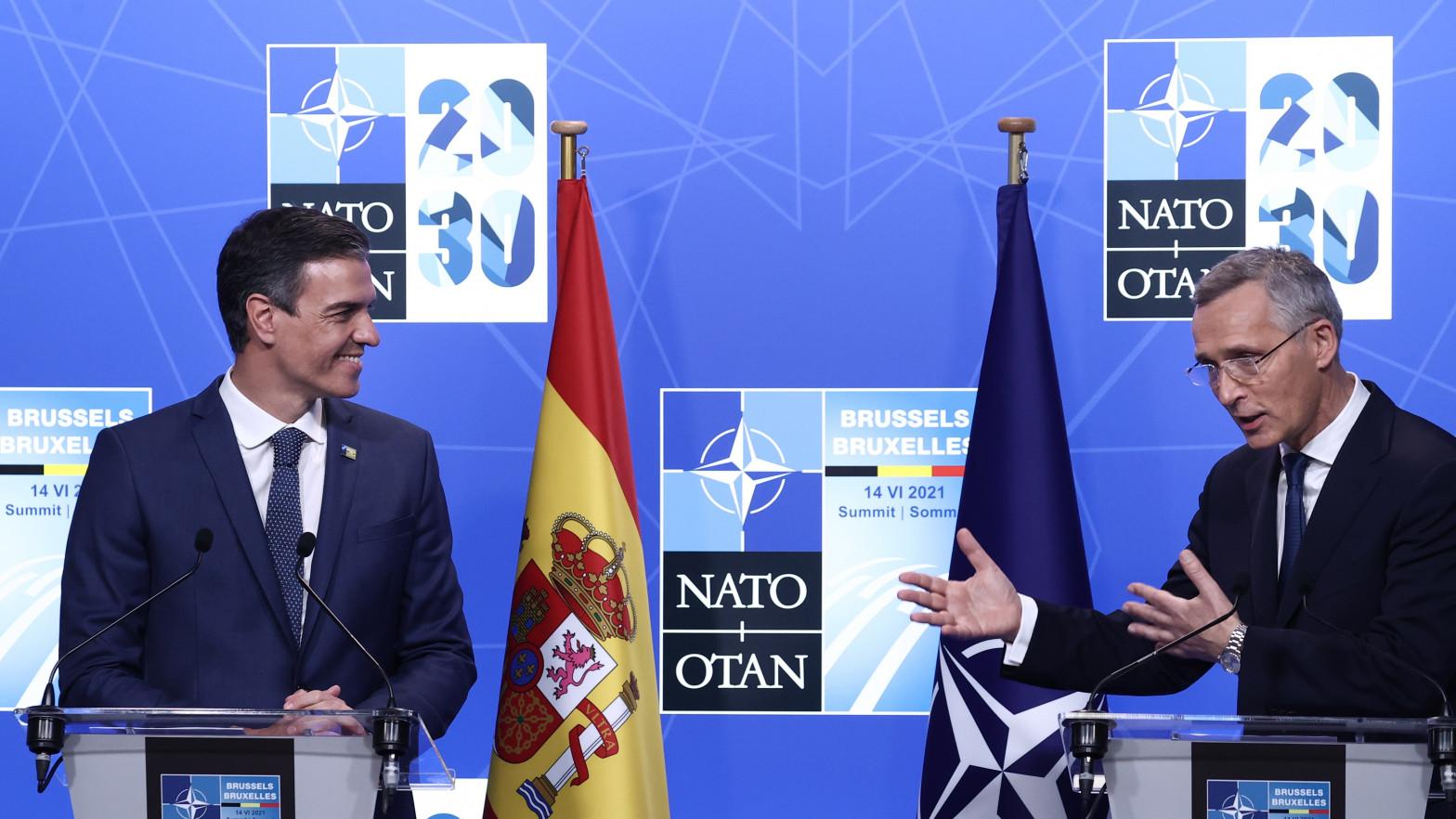 """Pedro Sánchez, sobre su conversación con Biden: """"No la he cronometrado"""""""