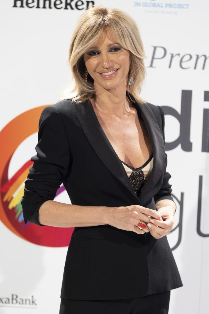 Susana Griso le dedicó el premio Diversa a su hermano fallecido por VIH.