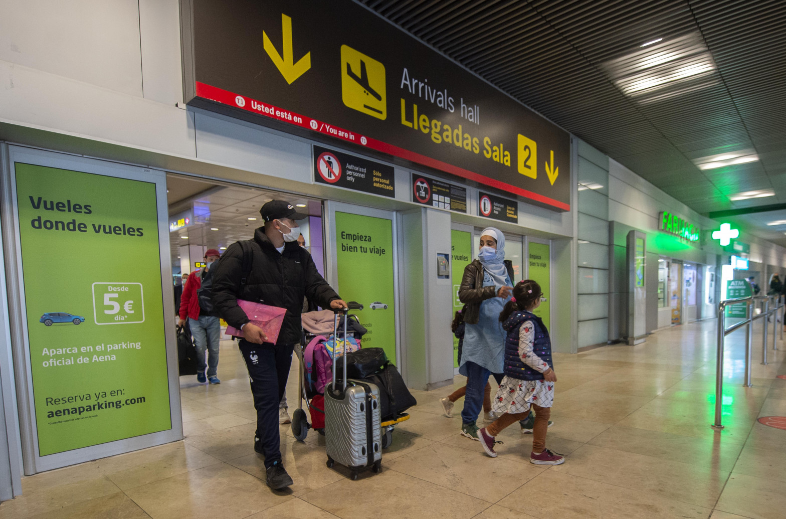Marruecos reanuda los vuelos a Europa con certificado de vacunación o PCR negativa