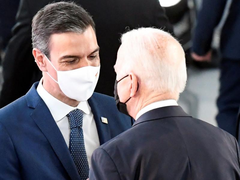 Últimas noticias, en directo: la breve 'cita' de Biden y Sánchez, las vacunas y los indultos