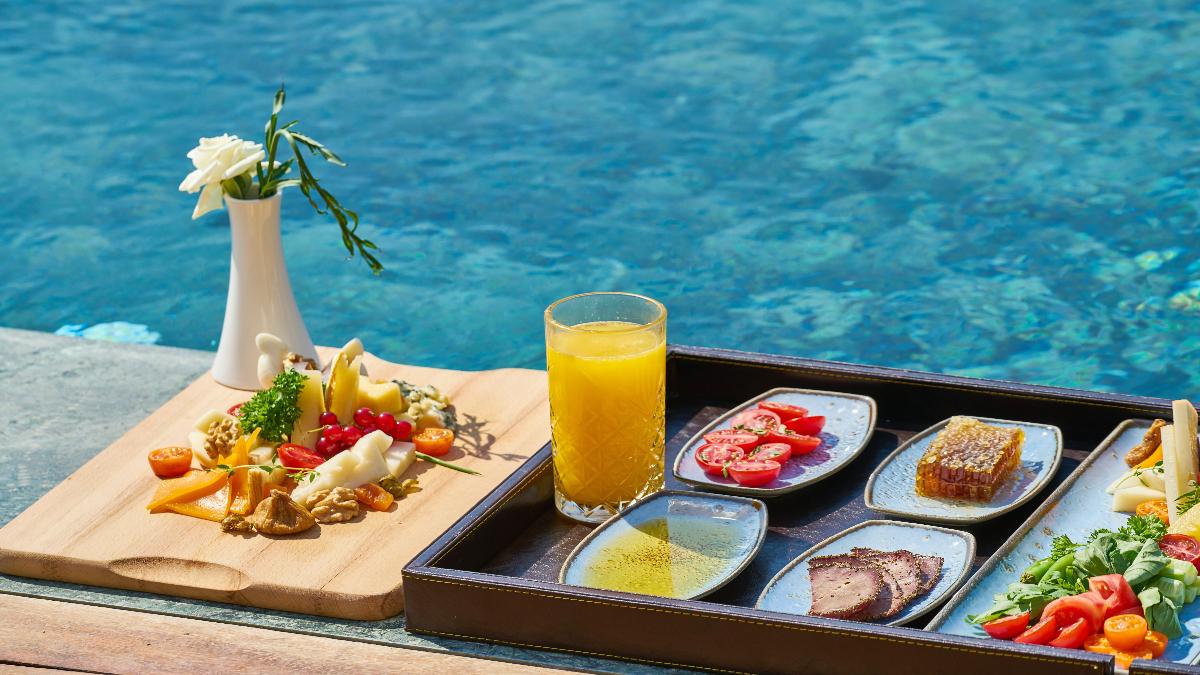 desayuno verano nutritivo comida