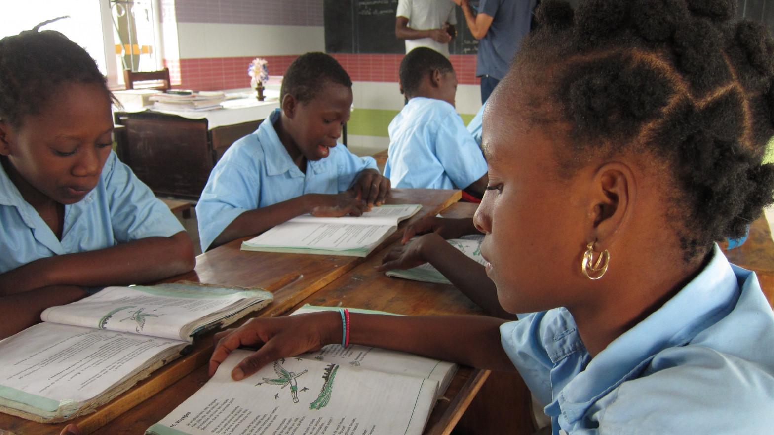 La Campaña por la Educación Femenina en África, Princesa de Cooperación 2021