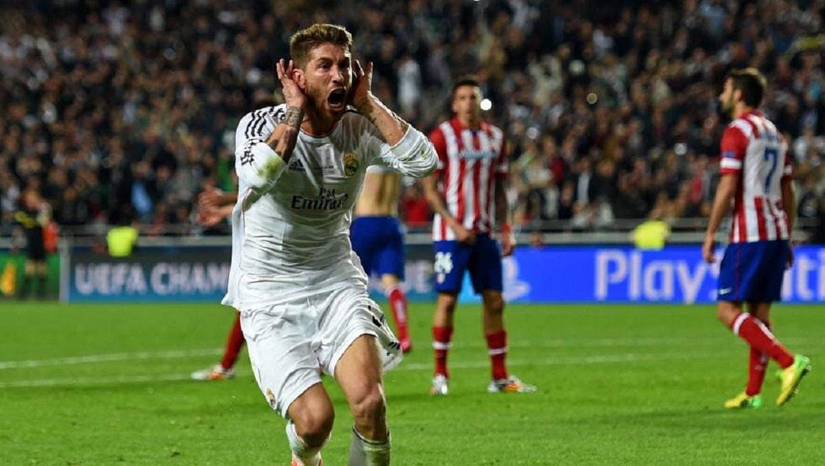 Sergio Ramos abandona el Real Madrid tras 16 años