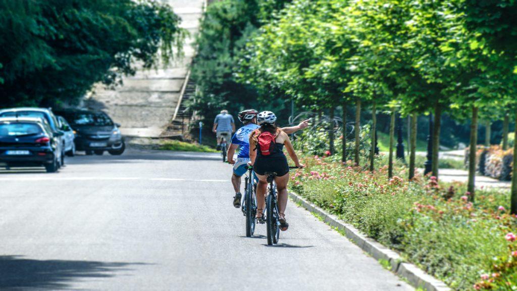 bicicleta bici verano riesgos precaucion novato