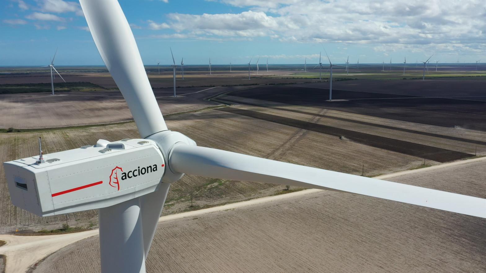 Acciona Energía debutará en Bolsa a un precio máximo de 29 euros por acción y un valor de 9.800 millones