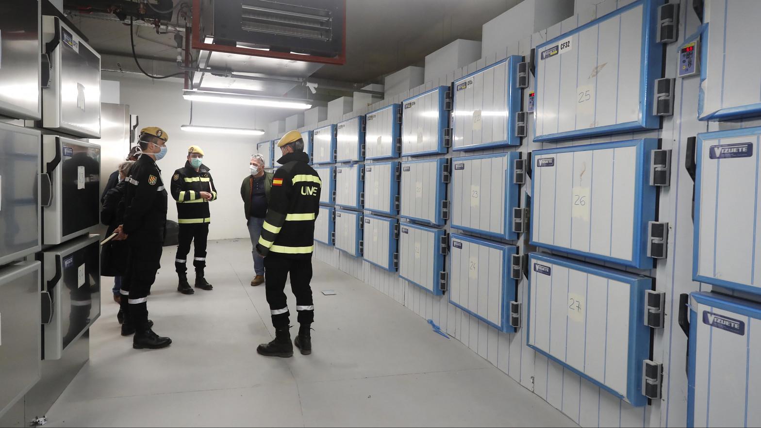 El año de la pandemia murieron e España 75.305 personas más que en 2019
