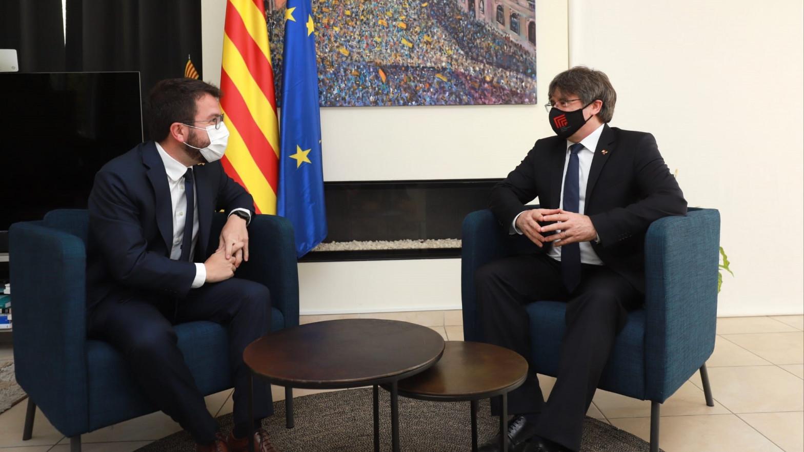 Sánchez admite que su plan para Cataluña depende de que ERC rompa con Puigdemont
