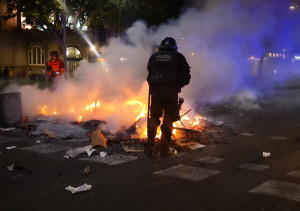 """Los CDR se activaron tras llegar Puigdemont a la UE: """"¿Nos tendríamos que preparar?"""""""