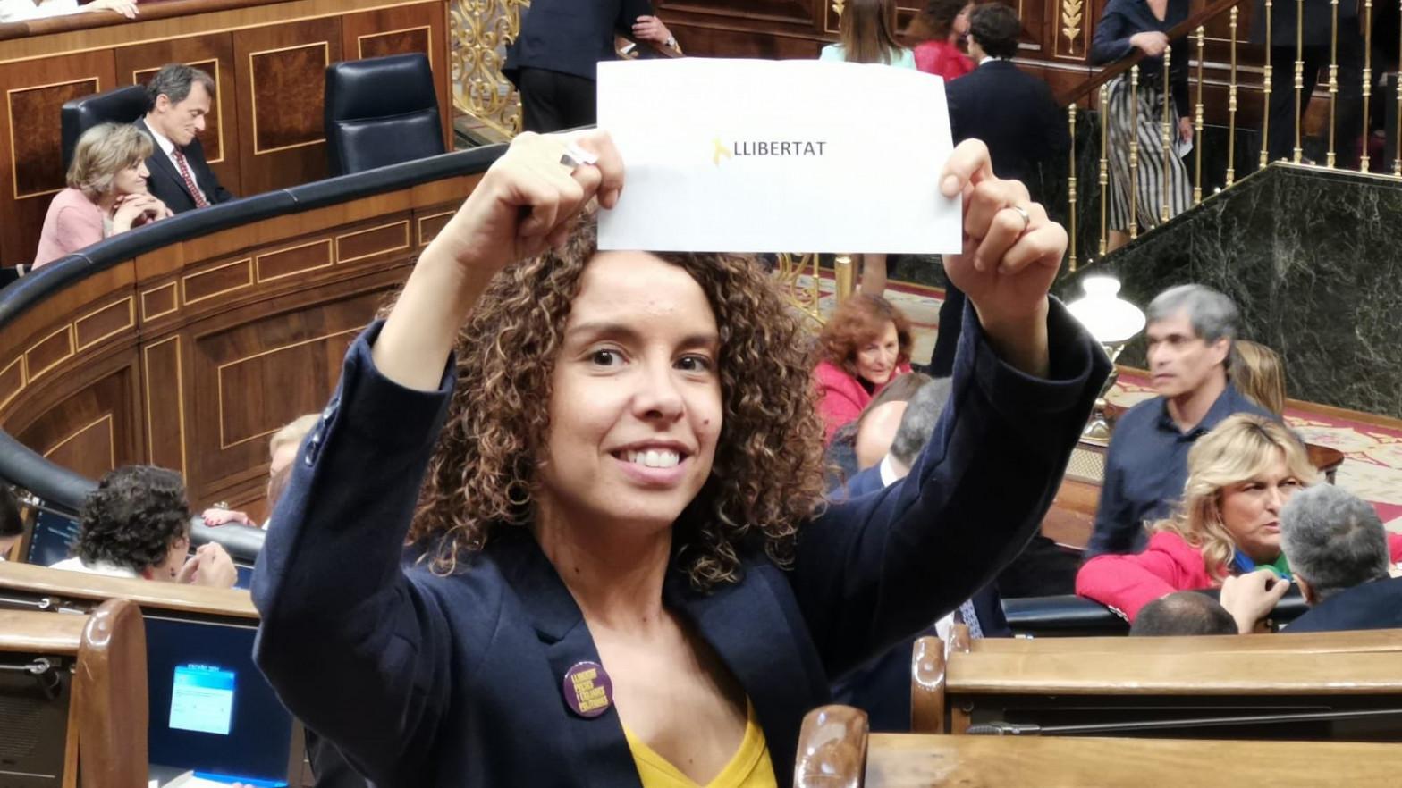 La delegada del Govern en Girona habla de 'Generalitat Republicana' en una comunicación a sus funcionarios