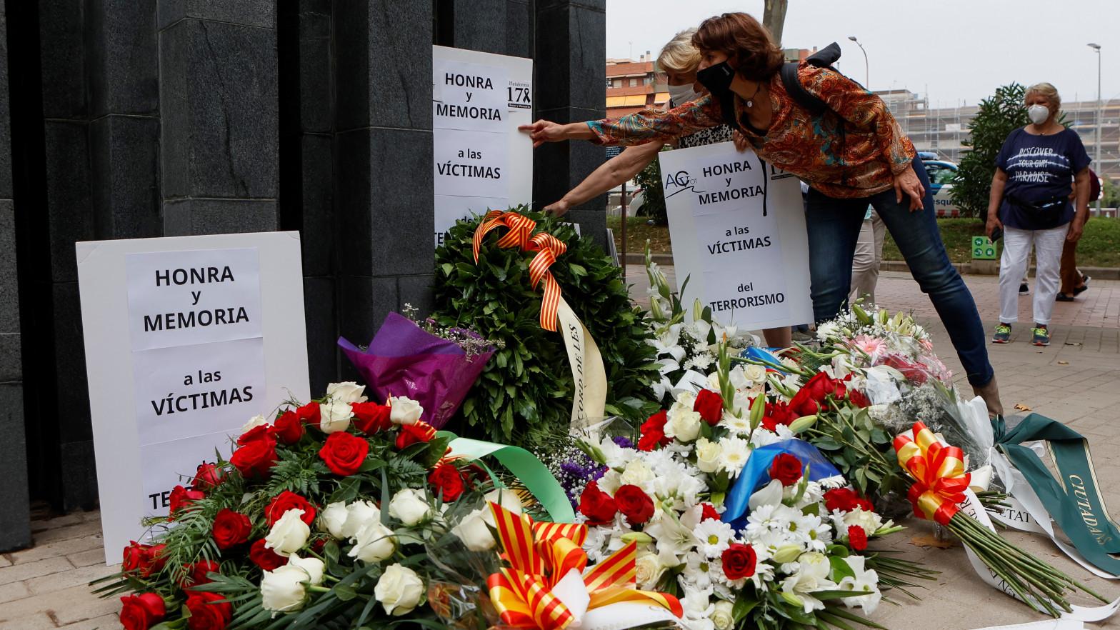 Homenaje víctimas Hipercor
