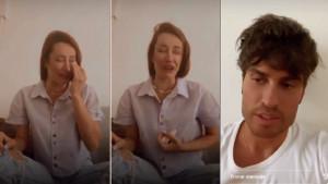 Adara Molinero cuenta entre lágrimas cómo está tras la infidelidad de Rodri