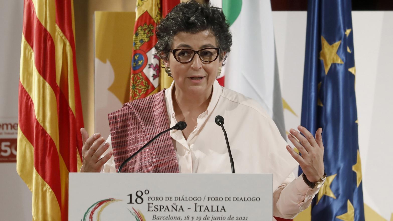 """Laya, a Junqueras: los indultos son el """"perdón de la sociedad"""" a quien ha cometido """"actos ilícitos"""""""