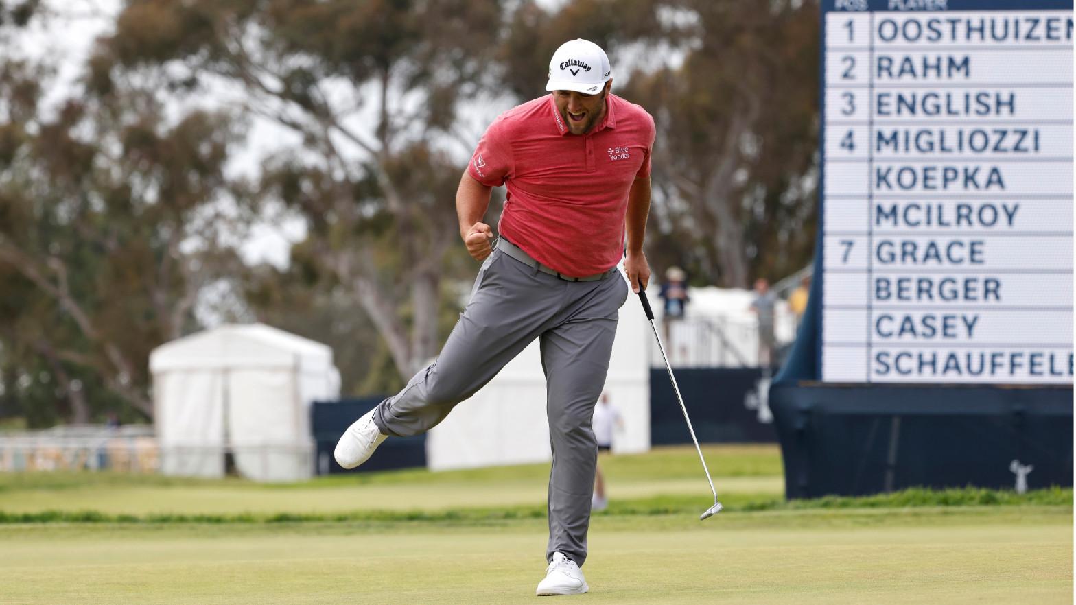 Jon Rahm gana el US Open de golf y entra en la historia del deporte español