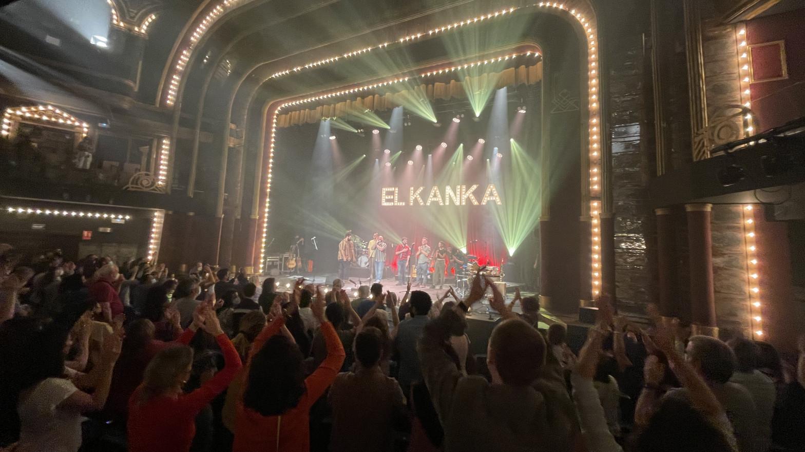 El Kanka pone el broche a sus cinco noches en Madrid junto a Jorge Drexler