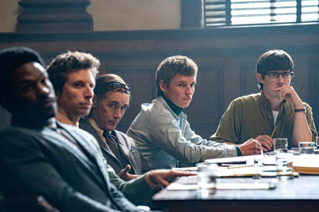 Fotograma de 'El juicio de los 7 de Chicago'