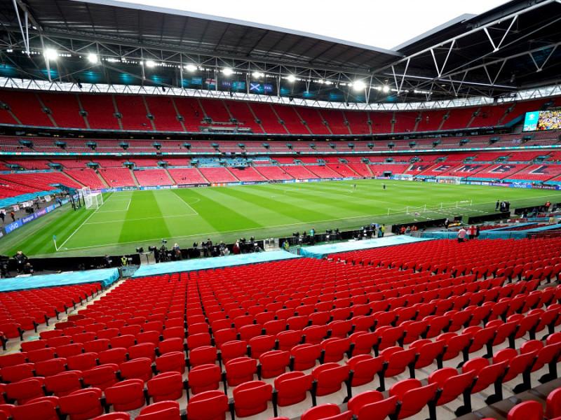 El Gobierno británico da luz verde a que las semis y final de la Eurocopa se jueguen con 60.000 aficionados en Wembley
