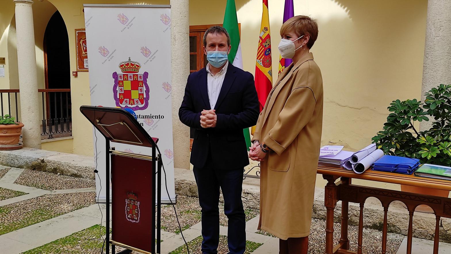 Tres ediles de Cs rompen con el PSOE en Jaén y solo una edil seguirá en el gobierno