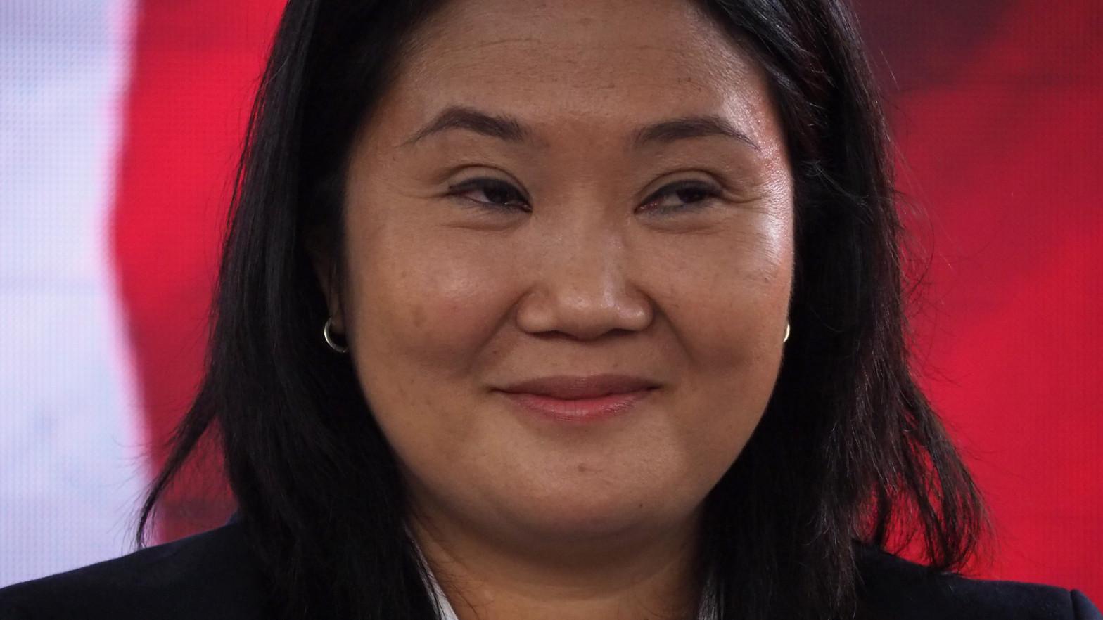 La Justicia de Perú rechaza la solicitud de prisión preventiva contra Keiko Fujimori