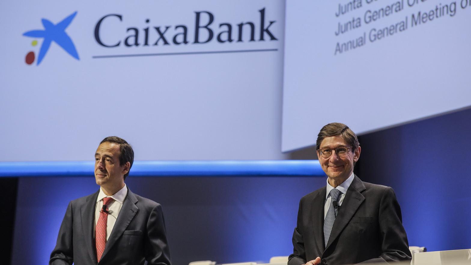 Bankia dejó de considerar Cataluña como un riesgo al ser absorbida por CaixaBank