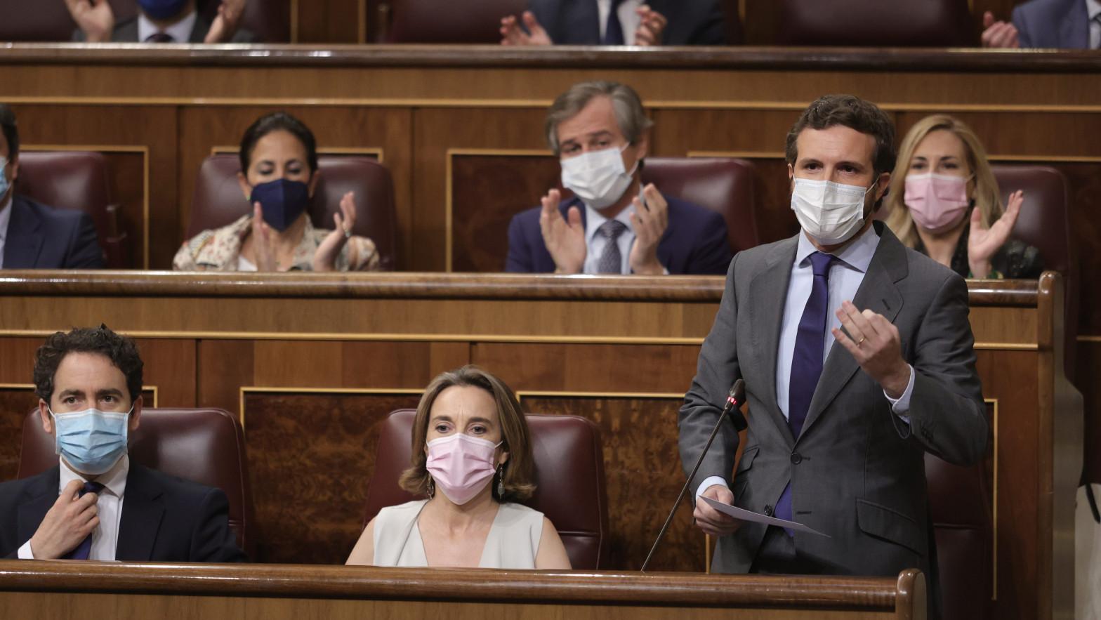 Casado exige la dimisión de Sánchez tras los indultos del 'procés' y que convoque elecciones