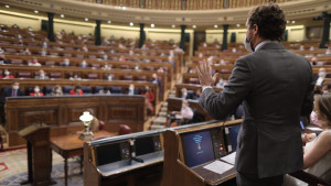 """La oposición acusa a Ábalos de """"amenazar"""" al Tribunal de Cuentas para salvar a los líderes del procés"""