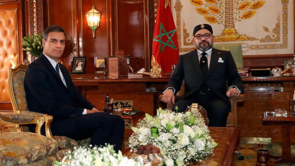 Sánchez Mohamed Marruecos