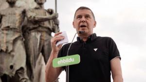 Otegi aboga por un debate sobre la república vasca seguido de una consulta popular