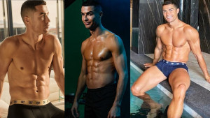 Desvelan qué dieta hace Cristiano Ronaldo y por qué hace abdominales