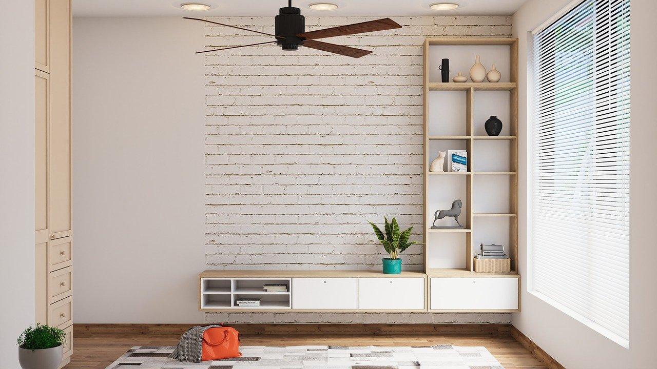 Una forma más moderna de contar con un ventilador con luz en casa