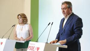 Espadas sacrificará un senador del PSOE-A para hacer sitio a Susana Díaz en la Cámara Alta