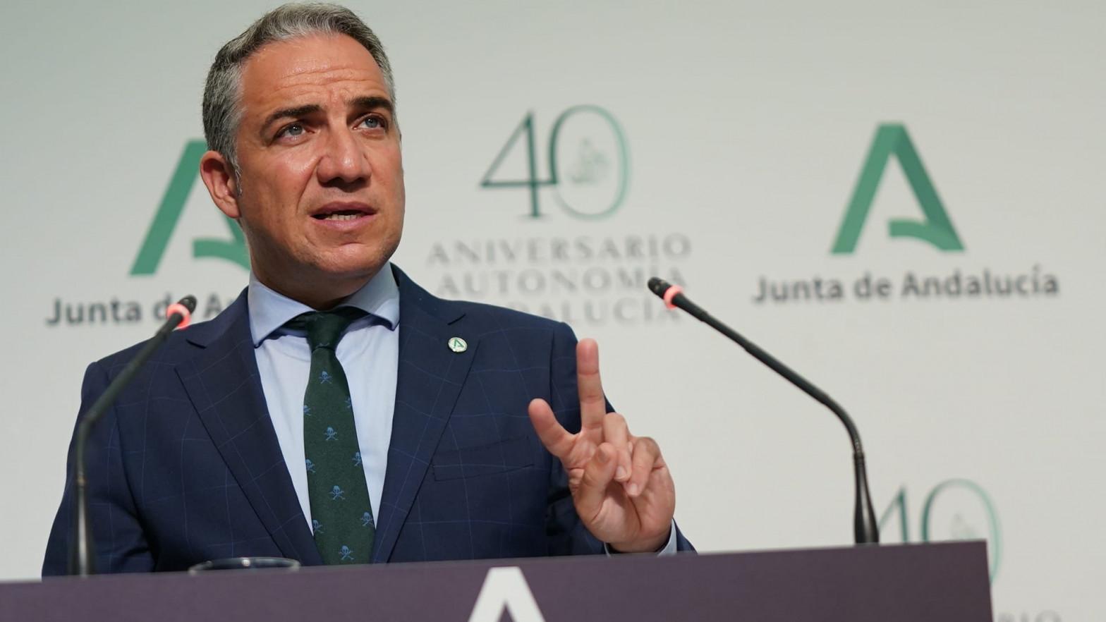 """Andalucía insta al Gobierno a impedir que """"se frene de golpe"""" el ritmo de vacunación"""