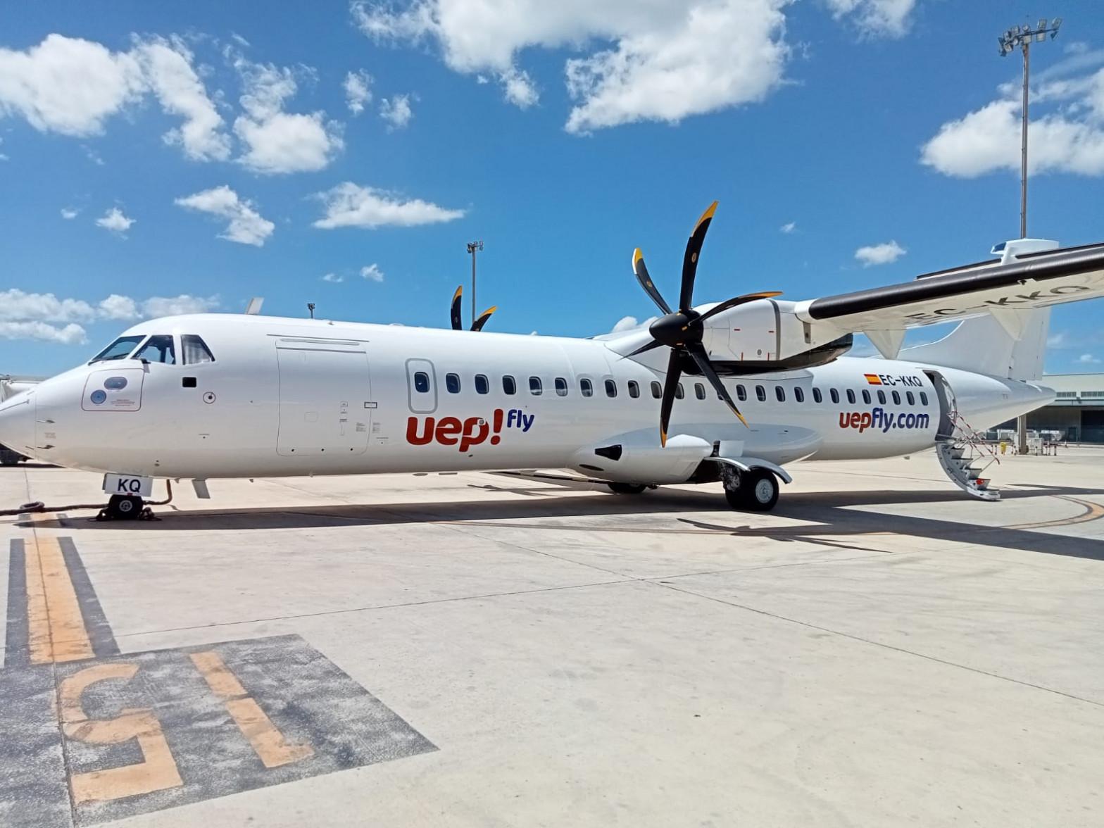 Aerolínea Uep Fly