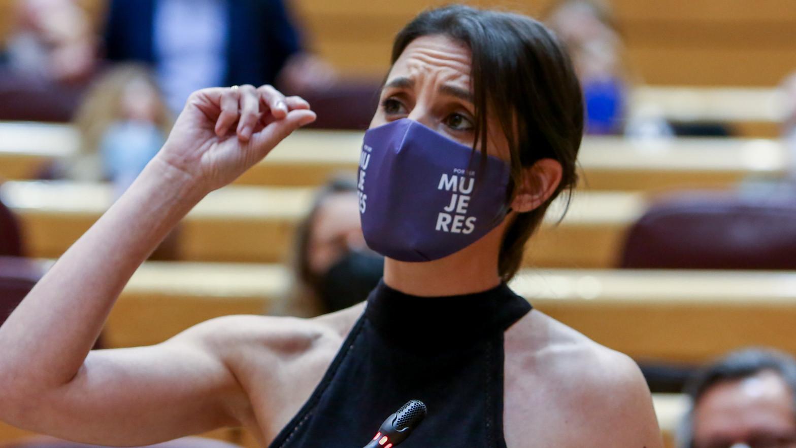 Montero asegura que no le preocupa que diputados del PSOE voten en contra de la 'ley trans'