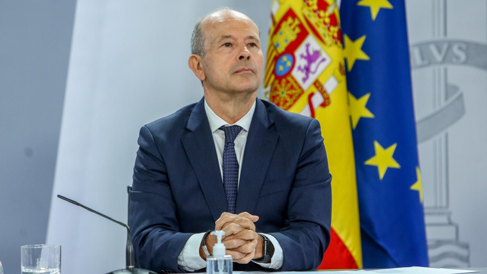El ministro de Justicia, Juan Carlos Campo, sale también del Gobierno