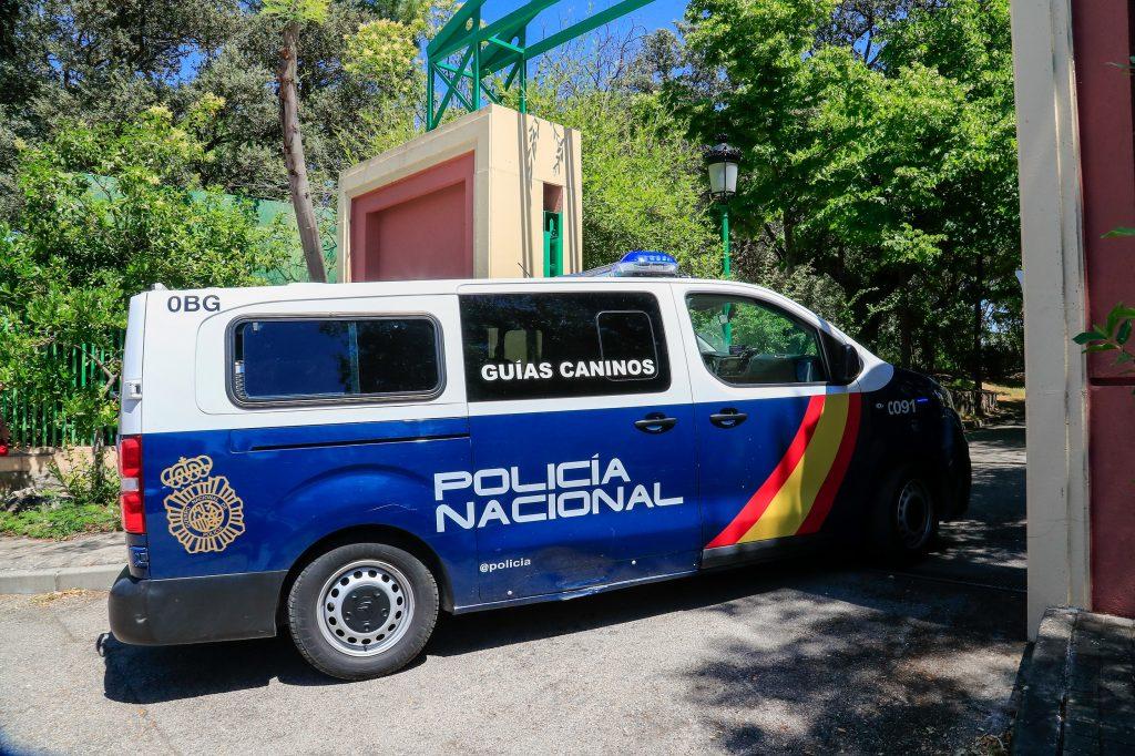 La Policía ha registrado toda la casa del empresario José Luis Moreno
