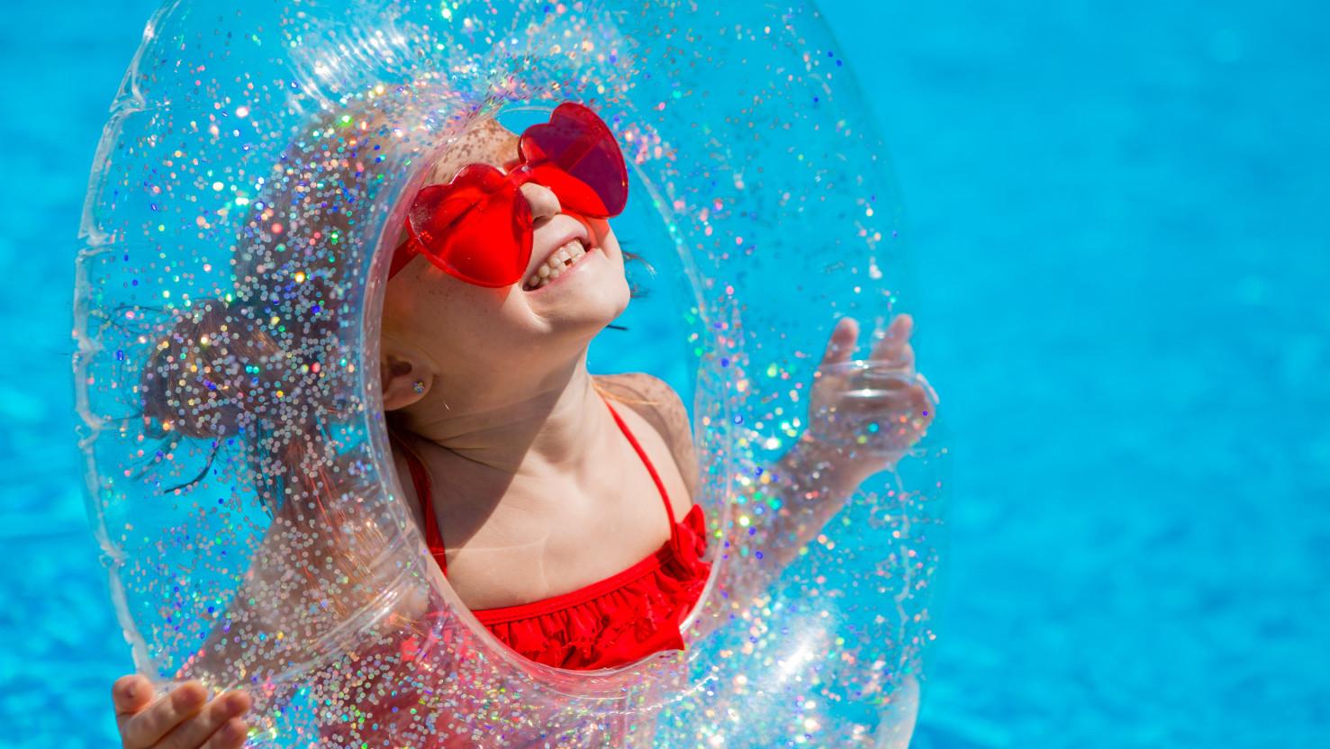 Cómo elegir una piscina desmontable estable y resistente