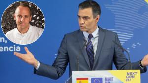 El 'fiscalizador' de Sánchez para los fondos UE ordenó pagar 100.000 euros de forma irregular a una empresa