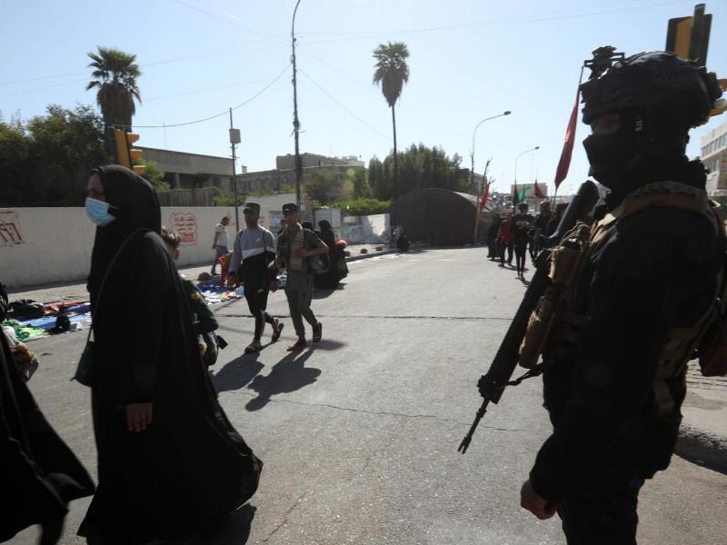 Al menos 17 muertos y más de 51 heridos por explosión en un mercado de Bagdad