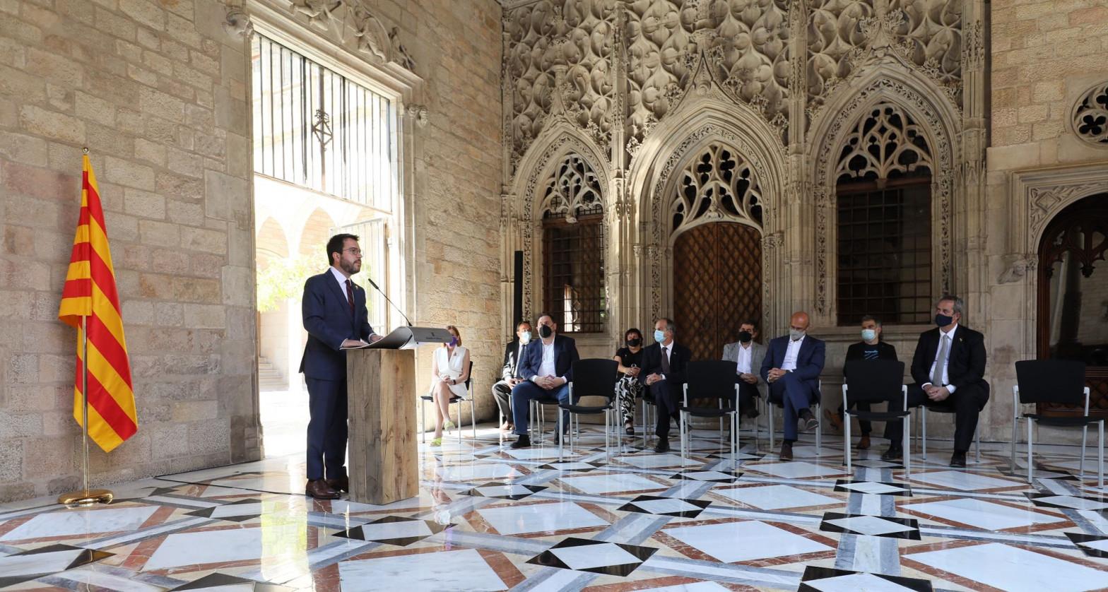 La Generalitat plantea presentar un aval para cubrir las fianzas del Tribunal de Cuentas