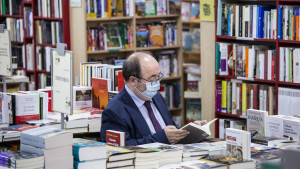 Iceta defiende votar en referéndum un acuerdo sobre el autogobierno y la financiación catalana
