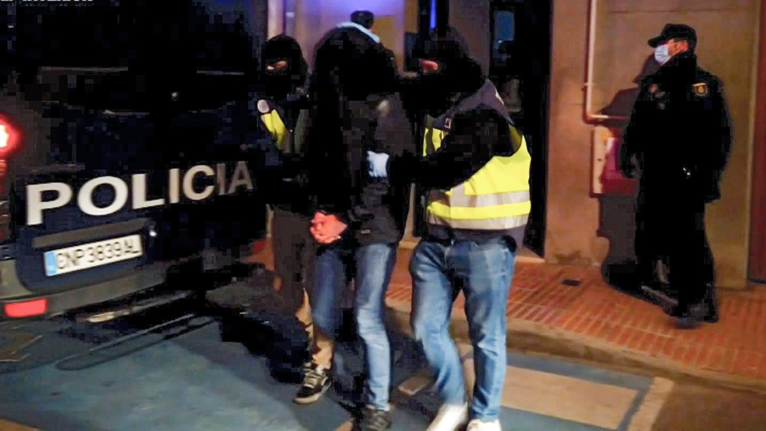 La Policía detiene a un individuo acusado de yihadismo