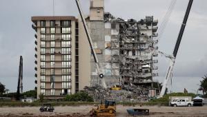 Ascienden a 20 las víctimas tras el derrumbe del edificio de Miami