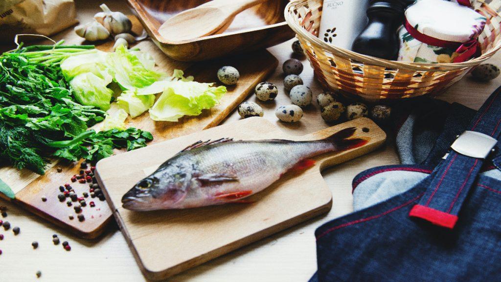 coronavirus covid alimentacion dieta pescado vegetales