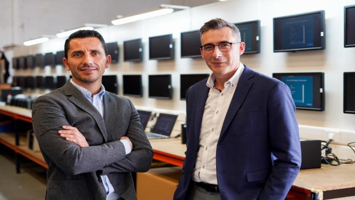 La compañía española MercadoIT apuesta por un nuevo modelo circular para aumentar la vida útil de los equipos electrónicos