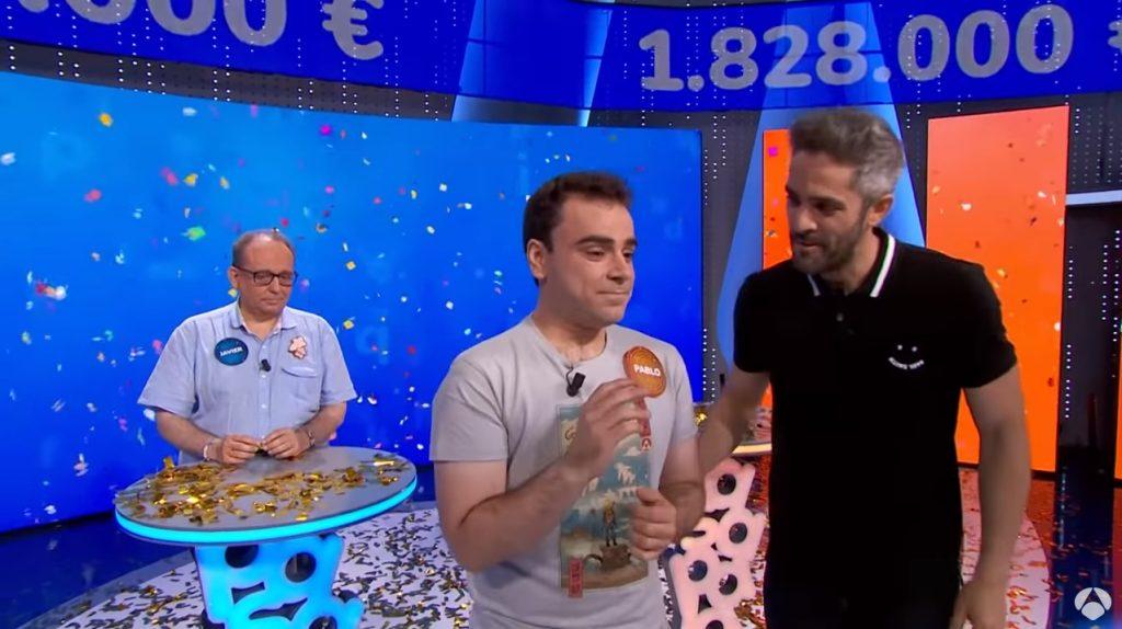 Pablo Díaz gana 1.828.000 euros pero cuánto se lleva Hacienda