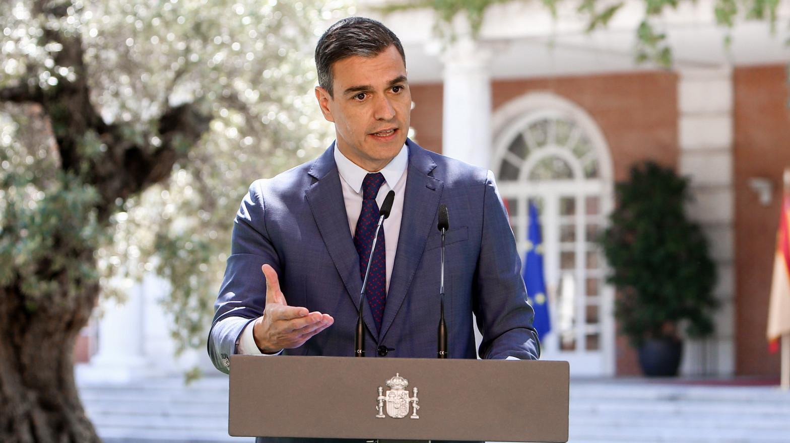 Sánchez no aclara si el Gobierno impulsará un referéndum consultivo sobre Cataluña
